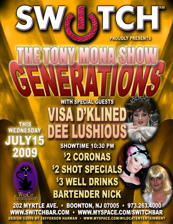 July 15th Drag Show